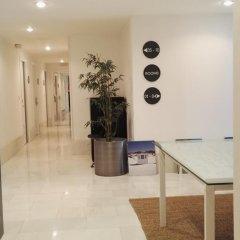 Отель Toctoc Rooms интерьер отеля