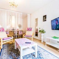 Апартаменты Apartment City - Deutz - Deutzer Brücke Кёльн комната для гостей фото 2