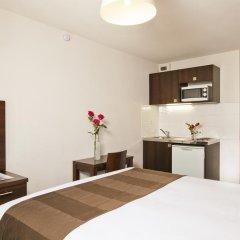 Отель Séjours et Affaires Paris Malakoff 2* Студия с различными типами кроватей фото 4