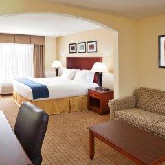 Отель Holiday Inn Express and Suites Lafayette East 2* Другое фото 3