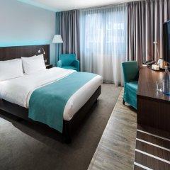 Отель Holiday Inn Düsseldorf - Hafen 4* Стандартный номер с различными типами кроватей фото 3