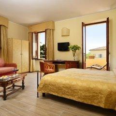 Отель Villa Sabolini 4* Улучшенный номер с различными типами кроватей фото 8