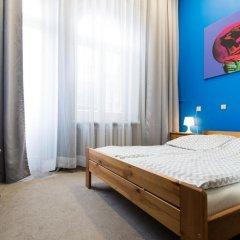 Moon Hostel Стандартный номер с двуспальной кроватью (общая ванная комната) фото 4
