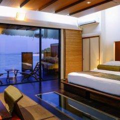 Отель Adaaran Prestige Vadoo 5* Вилла с различными типами кроватей фото 27
