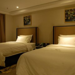 Yingshang Fanghao Hotel 3* Номер Делюкс с различными типами кроватей фото 10