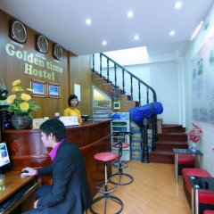Golden Time Hostel Ханой интерьер отеля фото 3