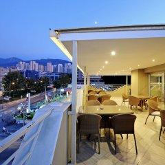 Kardes Hotel Турция, Бурса - отзывы, цены и фото номеров - забронировать отель Kardes Hotel онлайн балкон