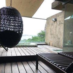 Отель Siloso Beach Resort, Sentosa 3* Люкс с различными типами кроватей