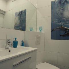 Отель Grand -Tourist Marine Apartments Польша, Гданьск - отзывы, цены и фото номеров - забронировать отель Grand -Tourist Marine Apartments онлайн ванная