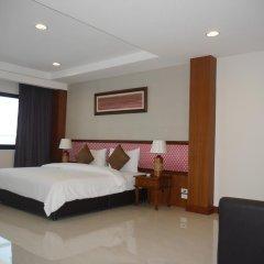 Отель True Siam Rangnam Бангкок комната для гостей фото 4