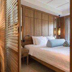 Отель Katathani Phuket Beach Resort 5* Люкс Премиум с различными типами кроватей фото 13