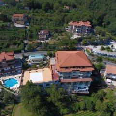 Отель Resort Sant'Angelo & Spa Пимонт балкон