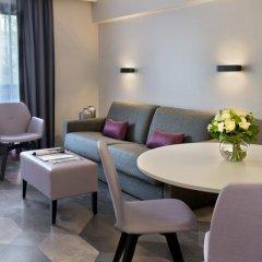 Отель Citadines Trocadéro Paris 3* Улучшенные апартаменты с различными типами кроватей фото 9