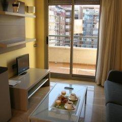 Отель Apartaments Suites Independencia Испания, Барселона - 2 отзыва об отеле, цены и фото номеров - забронировать отель Apartaments Suites Independencia онлайн комната для гостей фото 2