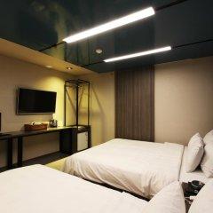 Seocho Cancun Hotel 2* Стандартный номер с 2 отдельными кроватями фото 2