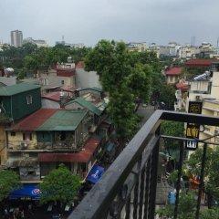 Hanoi Focus Boutique Hotel балкон