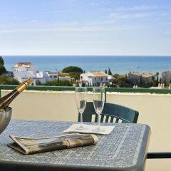 Отель Cheerfulway Balaia Plaza Португалия, Албуфейра - отзывы, цены и фото номеров - забронировать отель Cheerfulway Balaia Plaza онлайн балкон