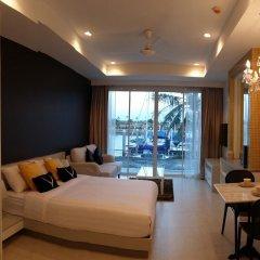 Отель Krabi Boat Lagoon Resort комната для гостей фото 5