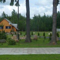 Отель Forest Court Могилёв приотельная территория