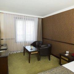 Topkapi Inter Istanbul Hotel 4* Стандартный номер с различными типами кроватей фото 46