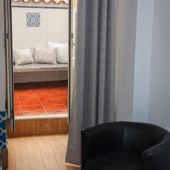 Отель Anjo Azul 3* Стандартный номер с различными типами кроватей фото 6