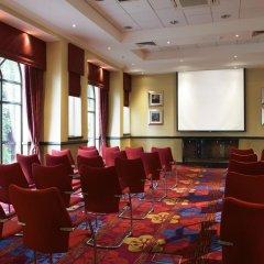 Glasgow Marriott Hotel Глазго помещение для мероприятий