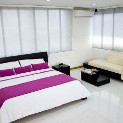Hotel San Antonio Plaza 3* Люкс с различными типами кроватей фото 8