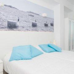 Отель Hostal Vista Alegre Стандартный номер с различными типами кроватей