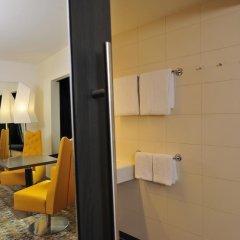 Отель ARCOTEL Onyx Hamburg 4* Улучшенный номер с различными типами кроватей фото 11