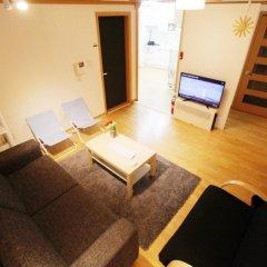 The City Hostel Hongdae Апартаменты с различными типами кроватей фото 12