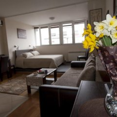 Апартаменты Mige Apartment Студия с различными типами кроватей фото 16