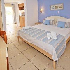 Отель Miramare Hotel Греция, Ситония - отзывы, цены и фото номеров - забронировать отель Miramare Hotel онлайн комната для гостей фото 2