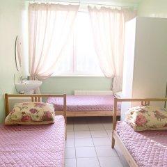 Хостел Эрэл Стандартный семейный номер с двуспальной кроватью фото 3