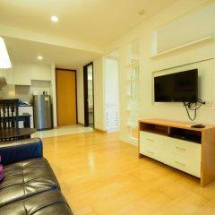 Отель Rocco Huahin Condominium Апартаменты с различными типами кроватей фото 10