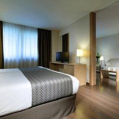 Отель Eurostars Lucentum 4* Стандартный номер с двуспальной кроватью фото 2