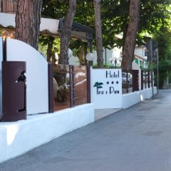 Hotel Fra I Pini вид на фасад фото 2