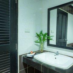 Отель Golden Tulip Essential Pattaya 4* Улучшенный номер с различными типами кроватей фото 21