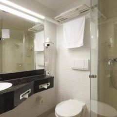 Отель IntercityHotel Nürnberg 3* Номер Бизнес с различными типами кроватей фото 5