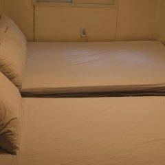 Star Hostel Myeongdong Ing Стандартный номер с 2 отдельными кроватями фото 3
