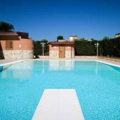 Отель Villa Arenella Siracusa Аренелла бассейн