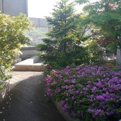 Отель Hyundai Residence Seoul балкон