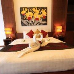 Отель Ramada by Wyndham Aonang Krabi 4* Улучшенный номер с различными типами кроватей фото 2