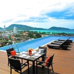 Апартаменты Bliss Patong Modern Studio бассейн