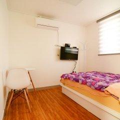YaKorea Hostel Dongdaemun Стандартный номер с двуспальной кроватью фото 2