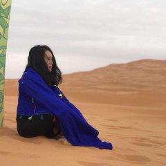 Отель Erg Chebbi Camp Марокко, Мерзуга - отзывы, цены и фото номеров - забронировать отель Erg Chebbi Camp онлайн приотельная территория фото 2