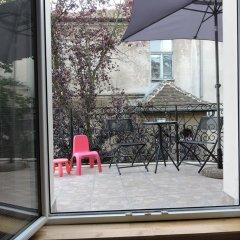 Отель Mieszkania Przy Monciaku Сопот балкон