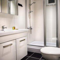 Отель The Capital Suites Улучшенные апартаменты с различными типами кроватей фото 2