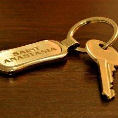 Отель St. Anastasia Apartments Болгария, Банско - отзывы, цены и фото номеров - забронировать отель St. Anastasia Apartments онлайн интерьер отеля