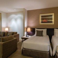 Отель Emporium Suites by Chatrium 5* Студия Делюкс фото 22