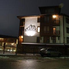 Отель Adeona SKI & SPA Болгария, Банско - отзывы, цены и фото номеров - забронировать отель Adeona SKI & SPA онлайн вид на фасад фото 3